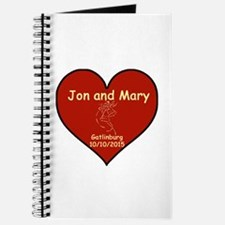 Jon and Mary Heart Journal