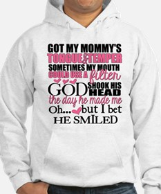 Mommy's Tongue & Temper Hoodie