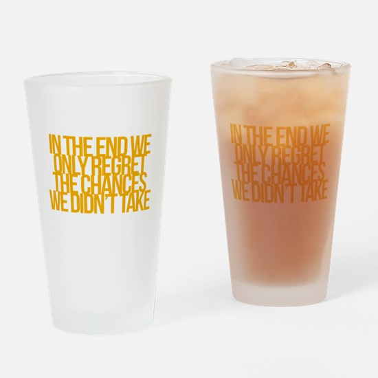Inspirational and motivational quotes Drinking Gla