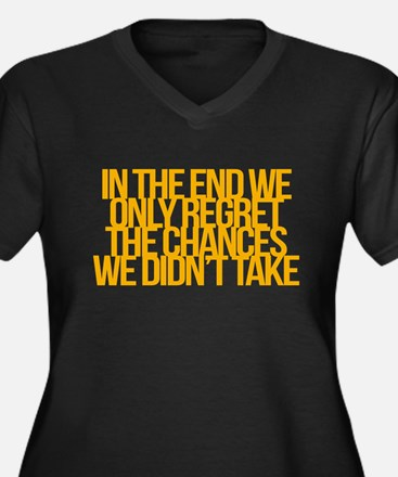 Inspirational and motivational quotes Plus Size T-