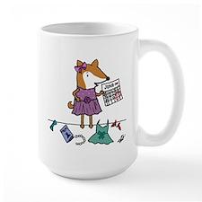 Save the Date 2015 Mug