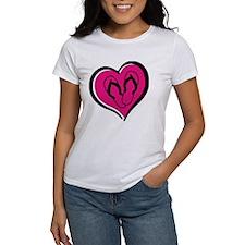 Flip Flop Heart T-Shirt