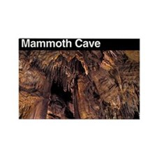 Mammoth Cave Rectangle Magnet (100 pack)