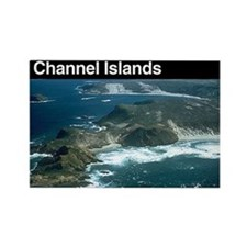 Channel Islands NP Rectangle Magnet (100 pack)