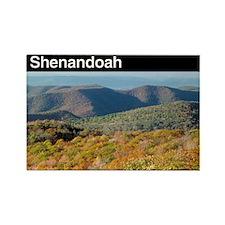 Shenandoah NP Rectangle Magnet (100 pack)