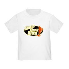 Alarm Clock Kitty T Shirt (Infant)