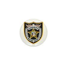 Nassau County Sheriff Mini Button
