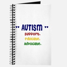 Support. Educate. Advocate. Journal