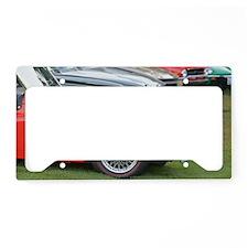 Triumph Line License Plate Holder