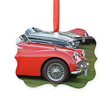 Triumph Line Ornament