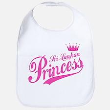 Sri Lankan Princess Bib