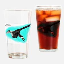 Black Skimmer Drinking Glass