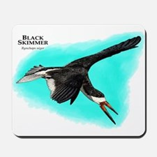 Black Skimmer Mousepad