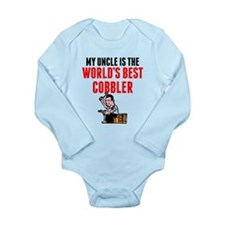 My Uncle Is The Worlds Best Cobbler Body Suit