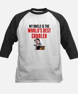 My Uncle Is The Worlds Best Cobbler Baseball Jerse