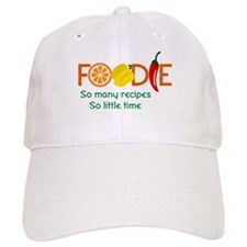 so many recipes Baseball Baseball Cap