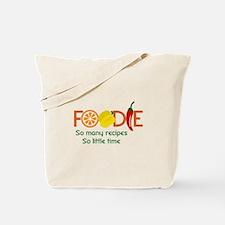 so many recipes Tote Bag