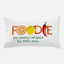 so many recipes Pillow Case