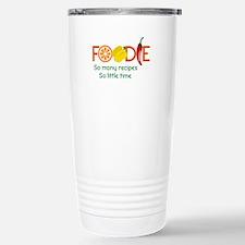so many recipes Travel Mug