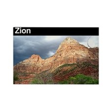 Zion NP Rectangle Magnet (100 pack)