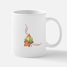 AUTUMN LEAVES CORNER Mugs