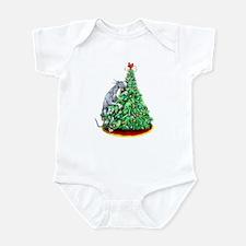 Great Dane Reach Goals Blue Infant Bodysuit