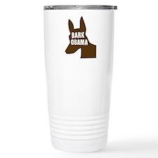 BarkObamaTransparent Travel Mug