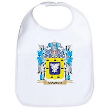 Sanchez Coat of Arms - Family Crest Bib