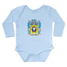Sanchez Coat of Arms - Family Crest Body Suit