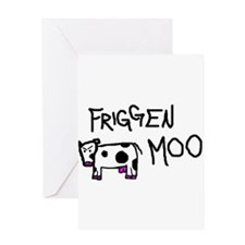 Cute Joker Greeting Card