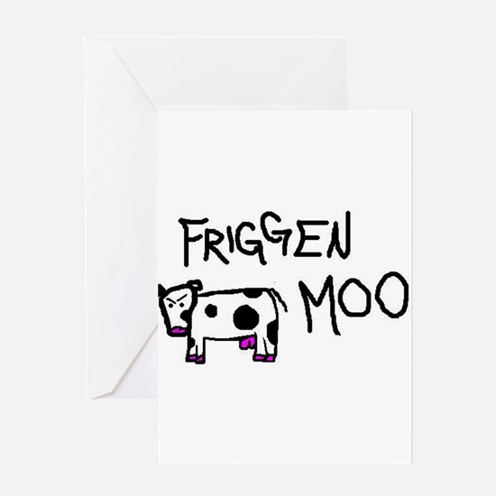 Funny The joker Greeting Card