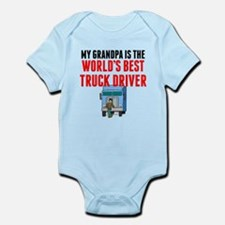 My Grandpa Is The Worlds Best Truck Driver Body Su