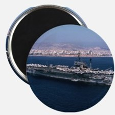 USS America Ship's Image Magnet