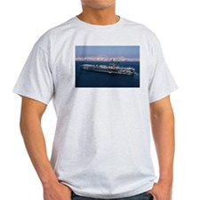 USS America Ship's Image T-Shirt