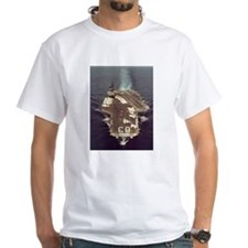 USS Kitty Hawk Ship's Image Shirt