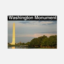 Washington Monument NM Rectangle Magnet (100 pack)