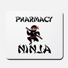 Pharmacy Ninja Mousepad