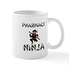 Pharmacy Ninja Mug