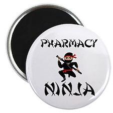 Pharmacy Ninja Magnet