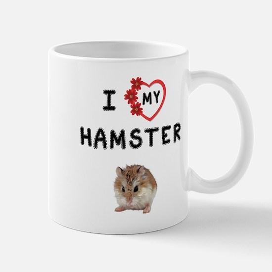Love Hamster Mug