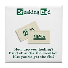 Breaking Bad Stevia Tile Coaster