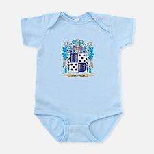 Santiago Coat of Arms - Family Crest Body Suit