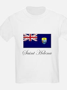 Saint Helena - Flag T-Shirt