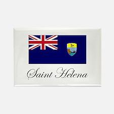 Saint Helena - Flag Rectangle Magnet