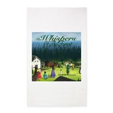 The Whispers Of The Forest Area Rug