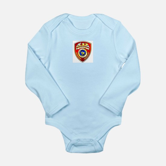 Suffolk County Police Body Suit