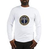 Medical examiner Long Sleeve T-shirts