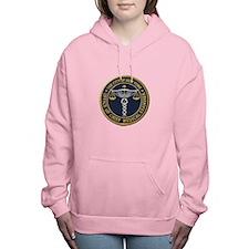 New York Medical Examiner Women's Hooded Sweatshir