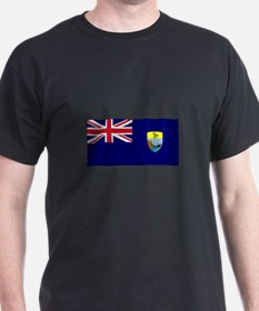 St. Helena Flag T-Shirt