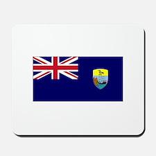 St. Helena Flag Mousepad